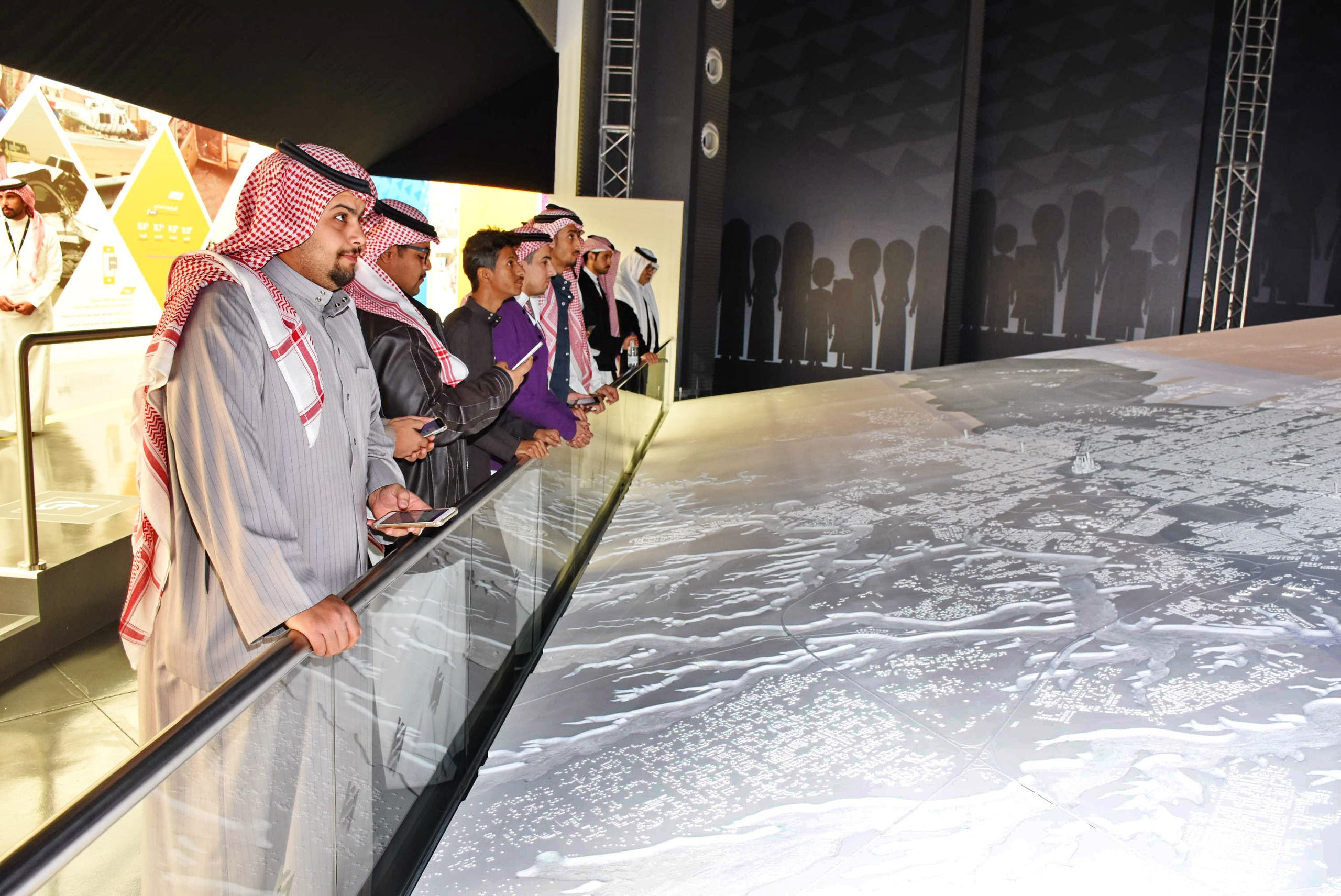 The opening of King Abdulaziz Project for Public Transport in Riyadh is estimated to save the country more than SAR 398 million every year. (Supplied)