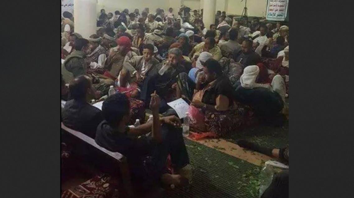 مساجد الحوثيين