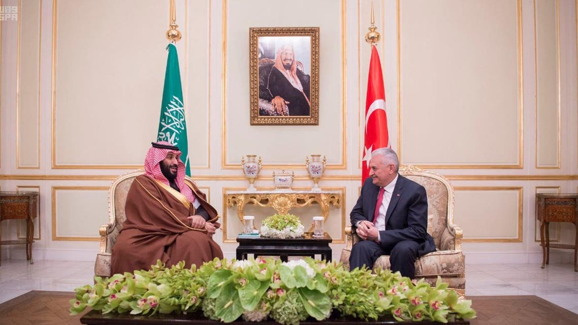 saudi crown prince mohammed bin salman turkey