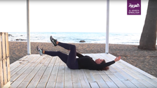 WATCH: Skip the crunches and challenge your core with these 4 ultra-tough moves