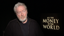 Ridley Scott says he doesn't care what Kevin Spacey 'does on weekends'