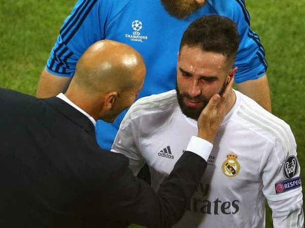 كارفخال: خسارة برشلونة مؤلمة.. ولم نفقد الفرصة