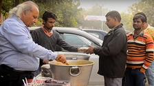 In India, a grandmother's kitchen dishes out quality food for a pittance