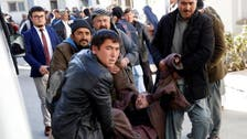 ISIS claims Kabul suicide bomb attack that killed 35