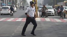 VIDEO: India's 'moonwalking' traffic cop grabs attention