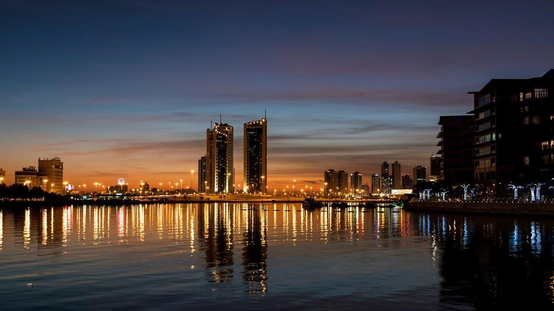 Bahrain skyline. (Shutterstock)