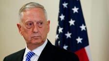 شام میں امریکی سفارت کاروں کی واپسی کا منصوبہ رکھتے ہیں : میٹس