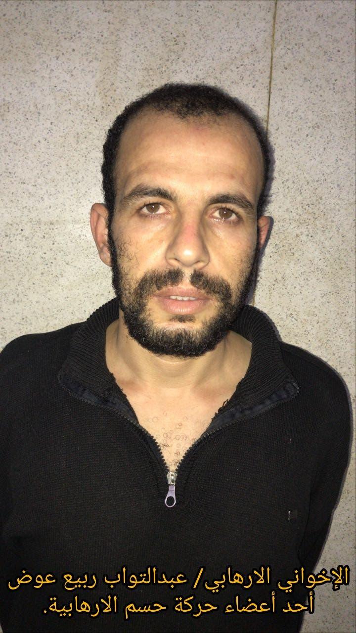 Hasm member, Abdeltawab Rabee Awad.