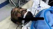 Captured Helwan church attack gunman still alive following surgery
