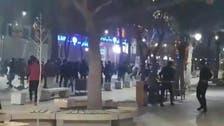 Iran protests intensify as Khamenei poster torn down in Tehran, Kashan