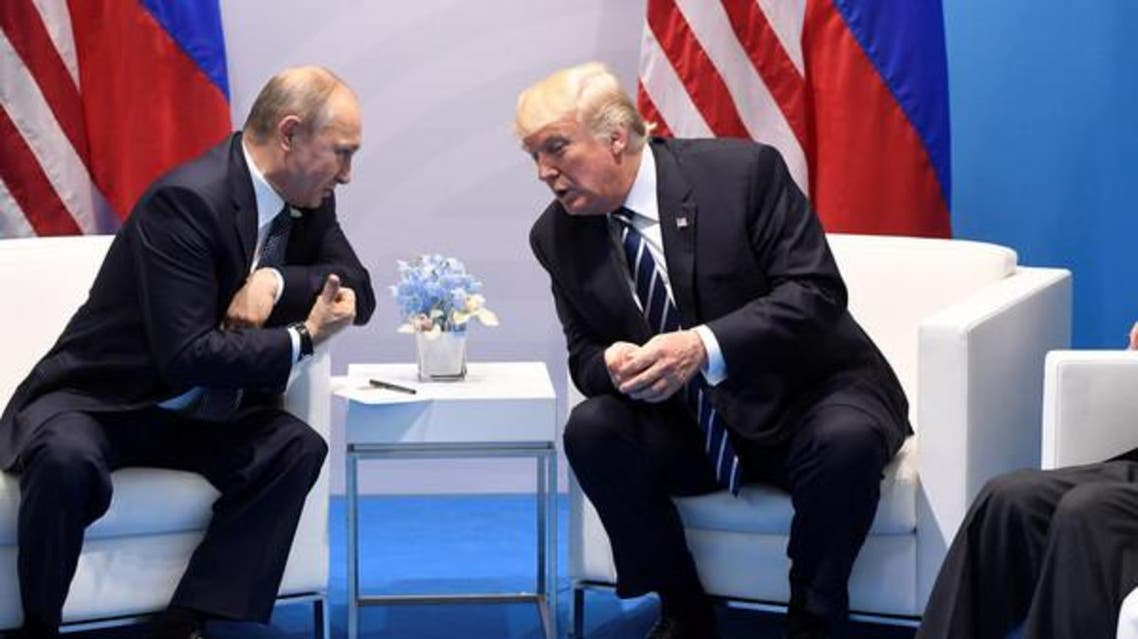 بوتين ترمب