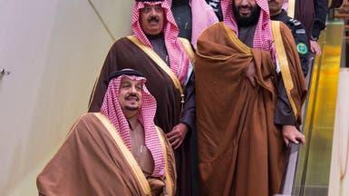 بالصور.. محمد بن سلمان يرعى حفل سباق الخيل السنوي