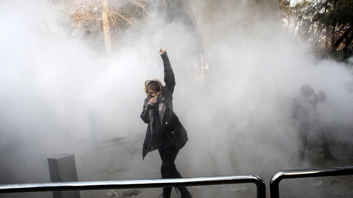 Mass protests grip several cities in Iran 5