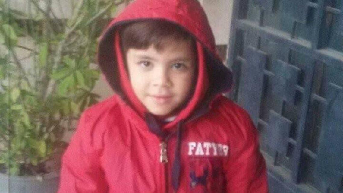 الطفل السعودي المختطف
