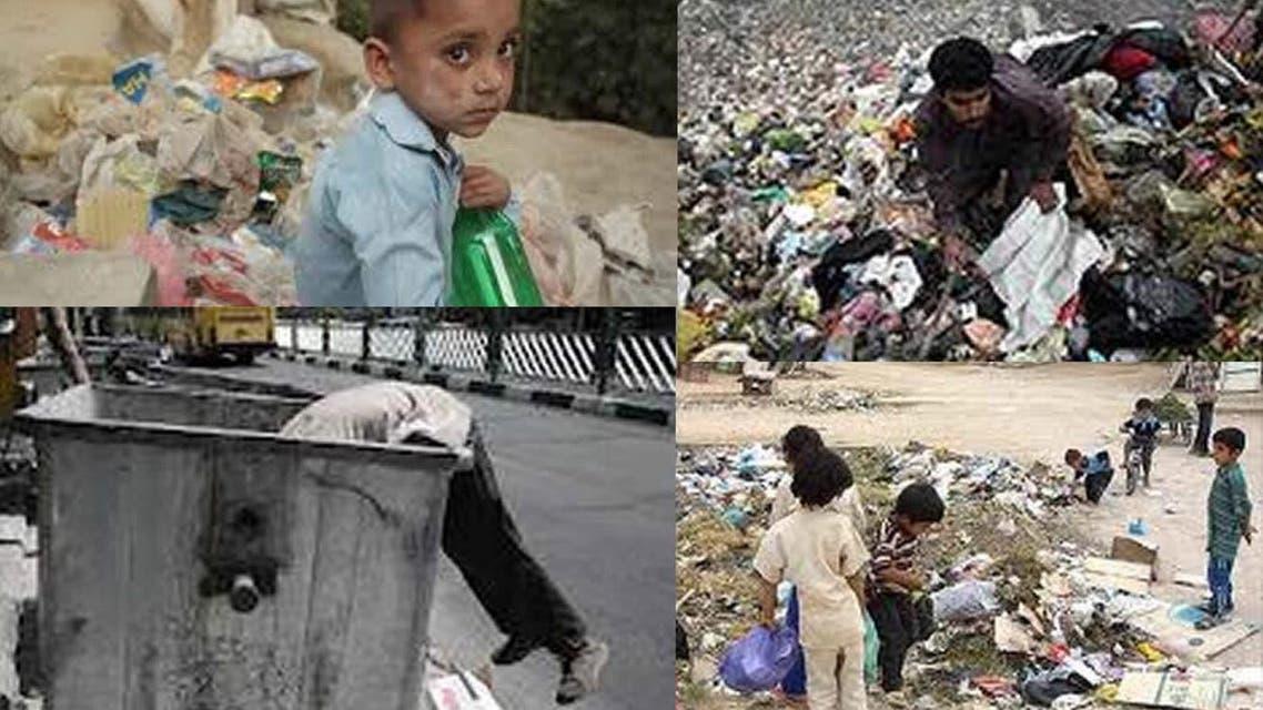 الفقر والسكن في المقابر