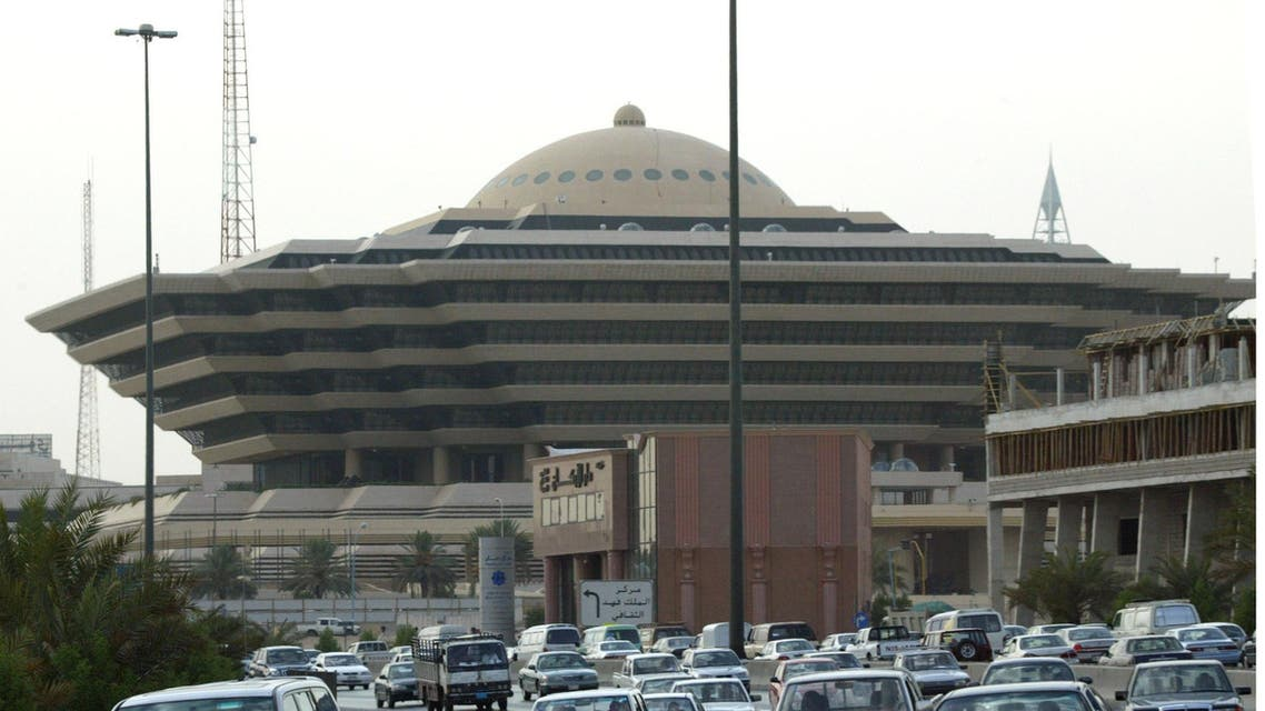 View of the interior ministry in Riyadh 14 July 2004. (AFP)