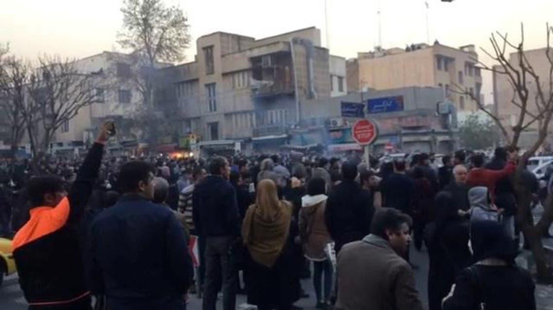 تظاهرات إيران 3