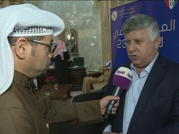 عبدالخالق مسعود: السماح بدخول ألف مشجع عراقي