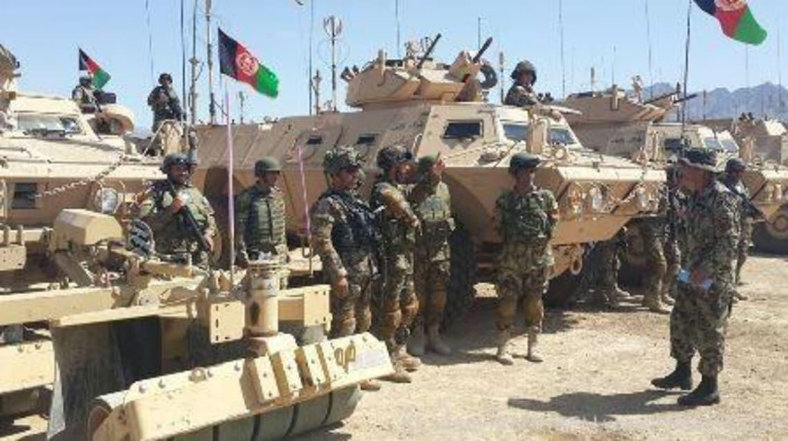 هلمند افغانستان... 16 طالب کشته و 5 تن از زندان این گروه آزاد گردیدهاند