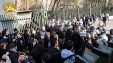 Protests in Iran: Death toll rises to 12 as hundreds arrested