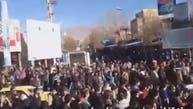 تهديد دبیر شورای عالی امنیت ملی و سخنگوی سپاه پاسداران به مجازات همه معترضان ایرانی