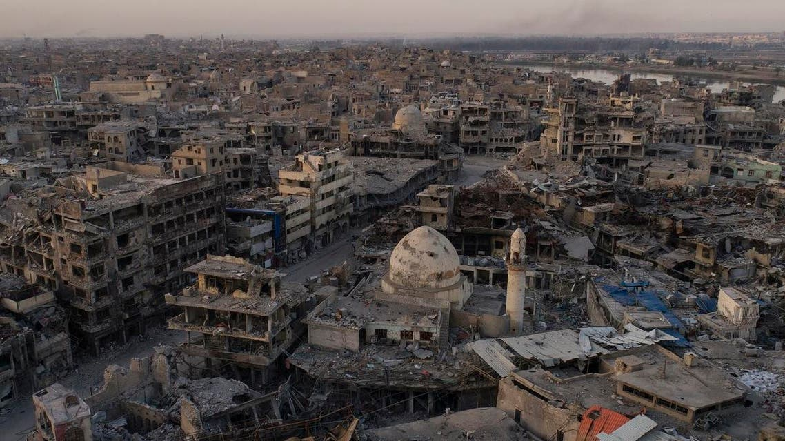 Mosul has years of rebuilding after ISIS decimates city