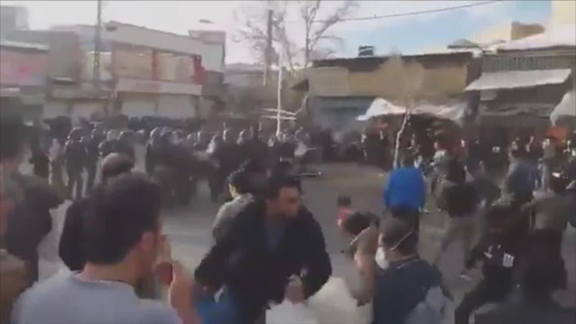 THUMBNAIL_ احتجاجات ايران نهار