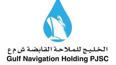توقف 3 ناقلات يكبد الخليج للملاحة خسائر بـ40 مليون درهم