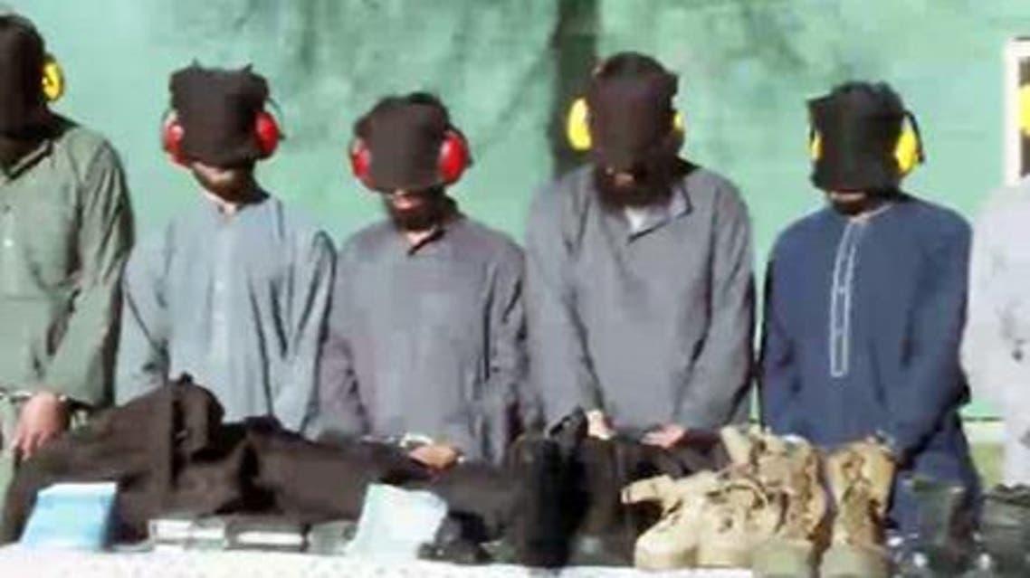 بازداشت شبکه 13 نفری داعش در کابل افغانستان از سوی امنیت ملی