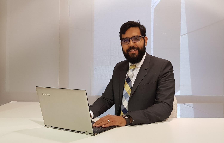 Omar Almadani, Chief Technology Officer, Darisni. (Supplied)