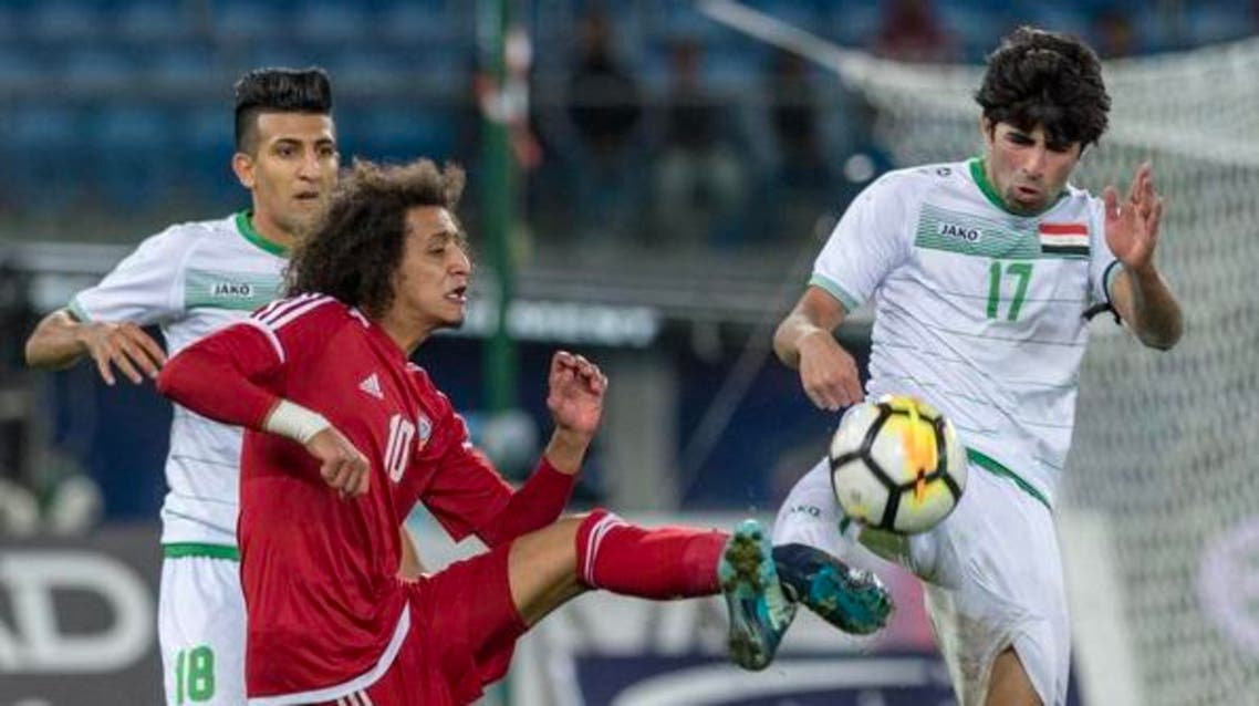 امارات و عمان در فینال جام کشورهای عربی خلیج