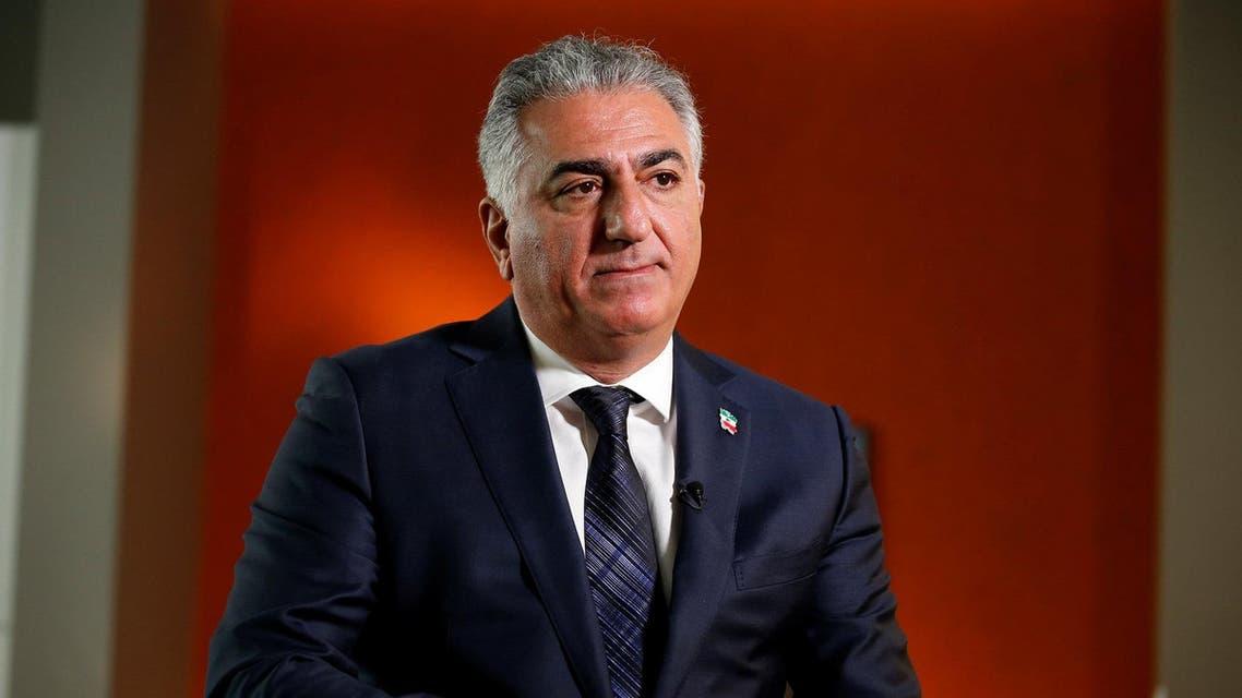 Reza Pahlavi Reuters