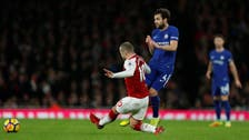 Bellerin earns Arsenal 2-2 draw with Chelsea