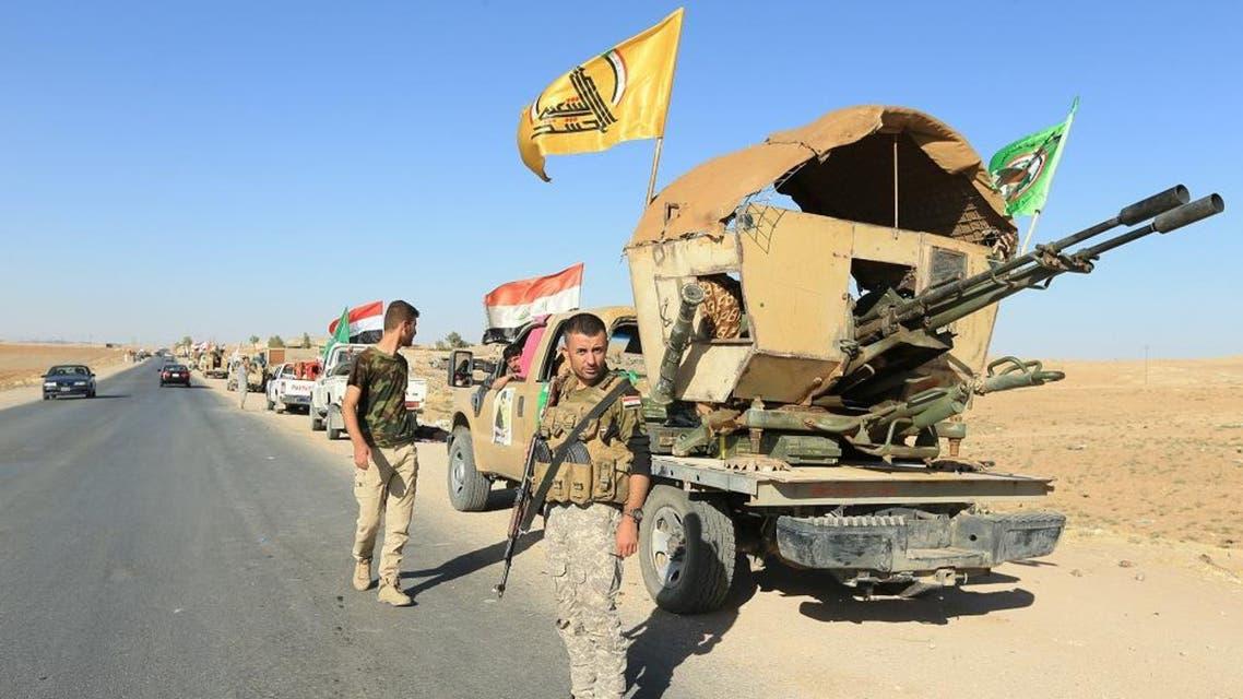 Iraq popular mobilization forces (Reuters)