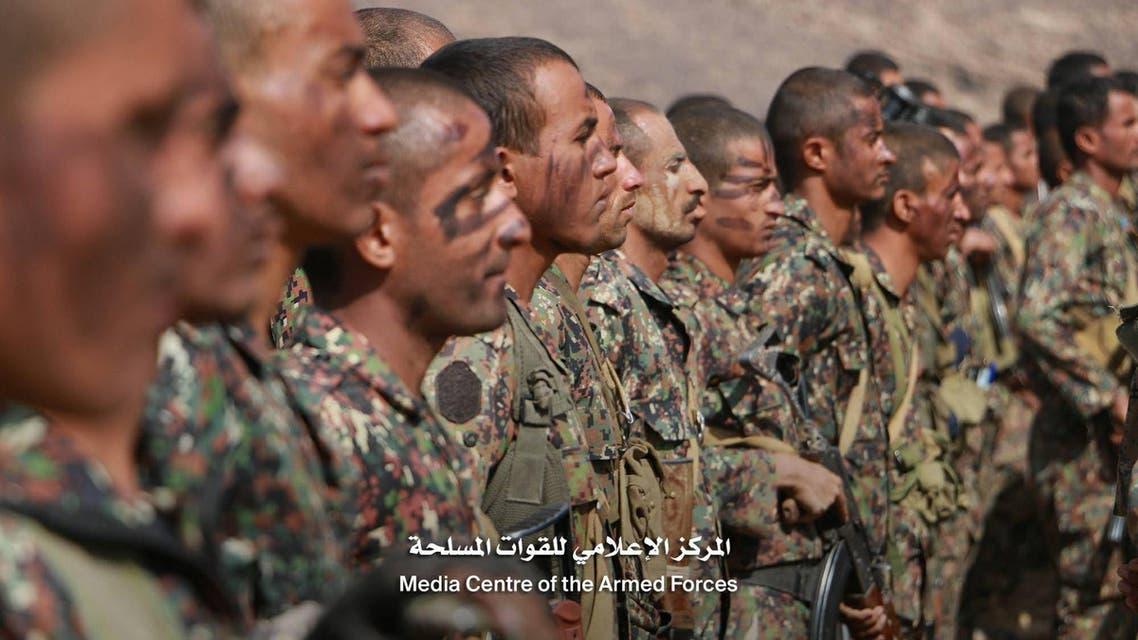 الدفعة الجديدة من خريجي القوات الخاصة اليمنية