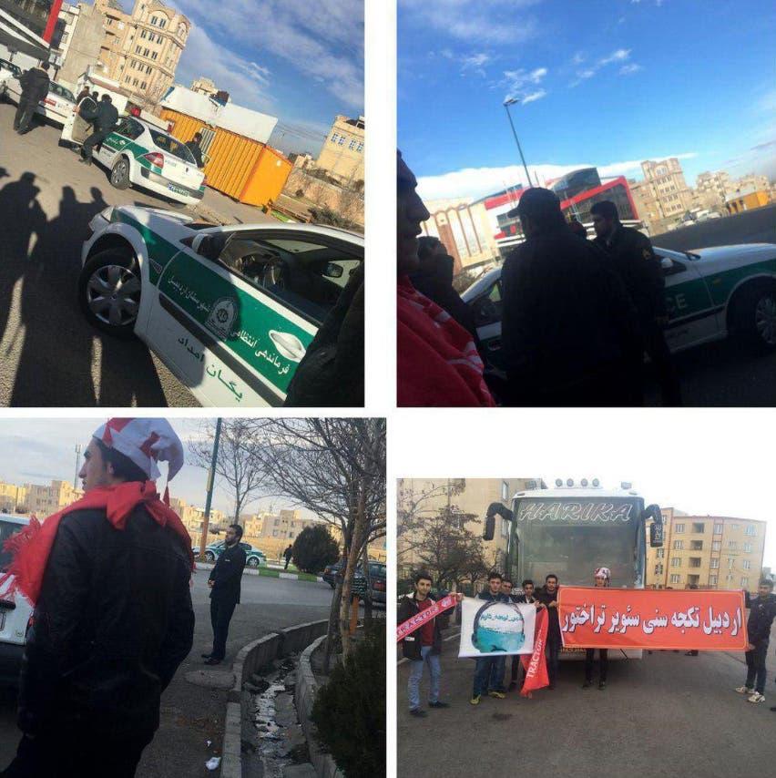 تاسع يوم انتفاضة إيران.. جمعة غضب وتنديد بمقتل 45 متظاهر