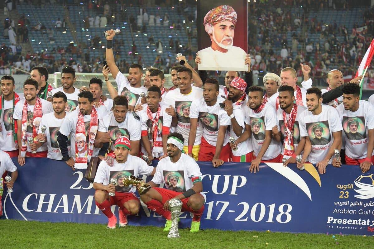 نتيجة بحث الصور عن منتخب عمان  2018