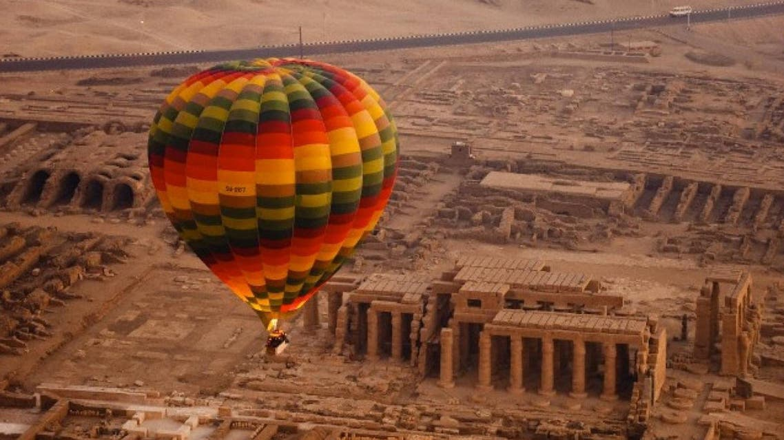 الأقصر - منطاد  - مصر 3