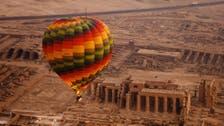 S. African tourist killed in Egypt balloon crash, 12 injured