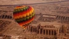 مصر:گیسی غبارے کے حادثے میں ایک سیاح جاں بحق، 7 زخمی