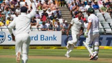 India's early progress checked in first test vs South Africa