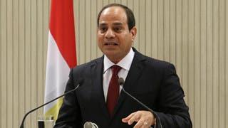 الرئيس المصري - أرشيفية