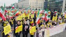 یورپ اور امریکا میں ''ایرانی بہار''سے اظہار ِیک جہتی کے لیے مظاہرے