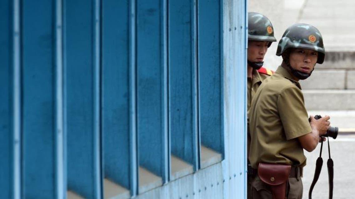 Along the Korean DMZ