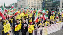 Hundreds protest in Europe and US in solidarity with Iranian uprising