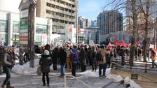 Iranian-Canadians call for regime change in solidarity with brethren at home