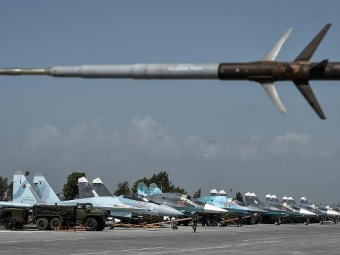 إعلام النظام السوري: اعتراض طائرة مسيرة قرب قاعدة حميميم