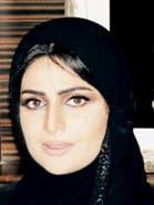 <p>كاتبة سعودية</p>