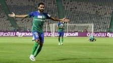 حسين الشحات إلى العين الإماراتي معاراً من المقاصة