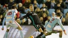 سلتا فيغو يعطل الريال.. ويبعده عن برشلونة بـ16 نقطة